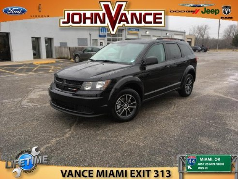 2018 dodge journey fwd for sale miami ok 4 cylinder engine cylinder pitch black clearcoat. Black Bedroom Furniture Sets. Home Design Ideas