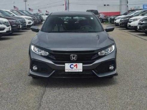 2018 Honda Civic Hatchback Sport Polished Metal Metallic, Lawrence, MA