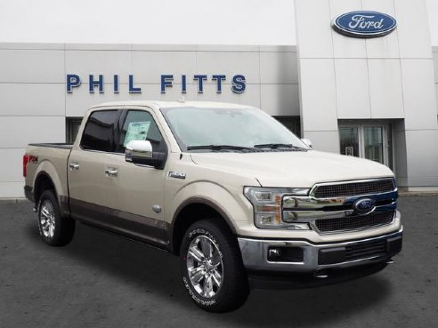 F150 King Ranch For Sale >> 2018 Ford F 150 King Ranch 67 575